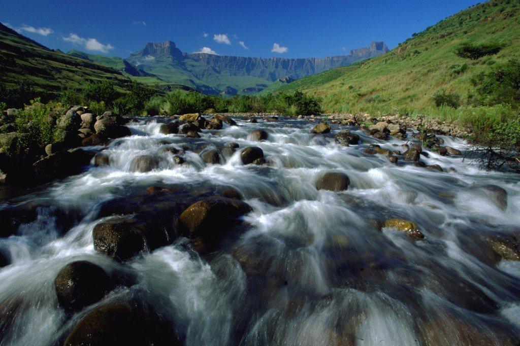 Südafrika KwaZulu-Natal Drakensberge Iwanowskis Reisen - afrika.de