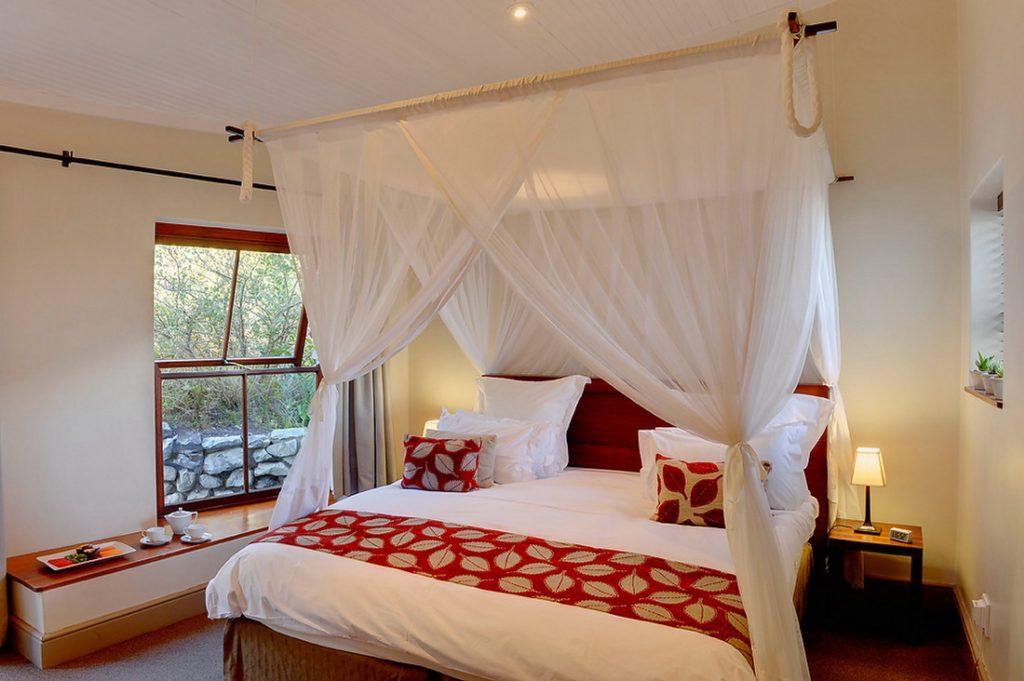 Südafrika Hermanus Grootbos Nature Reserve Garden Lodge Suite Iwanowskis Reisen - afrika.de