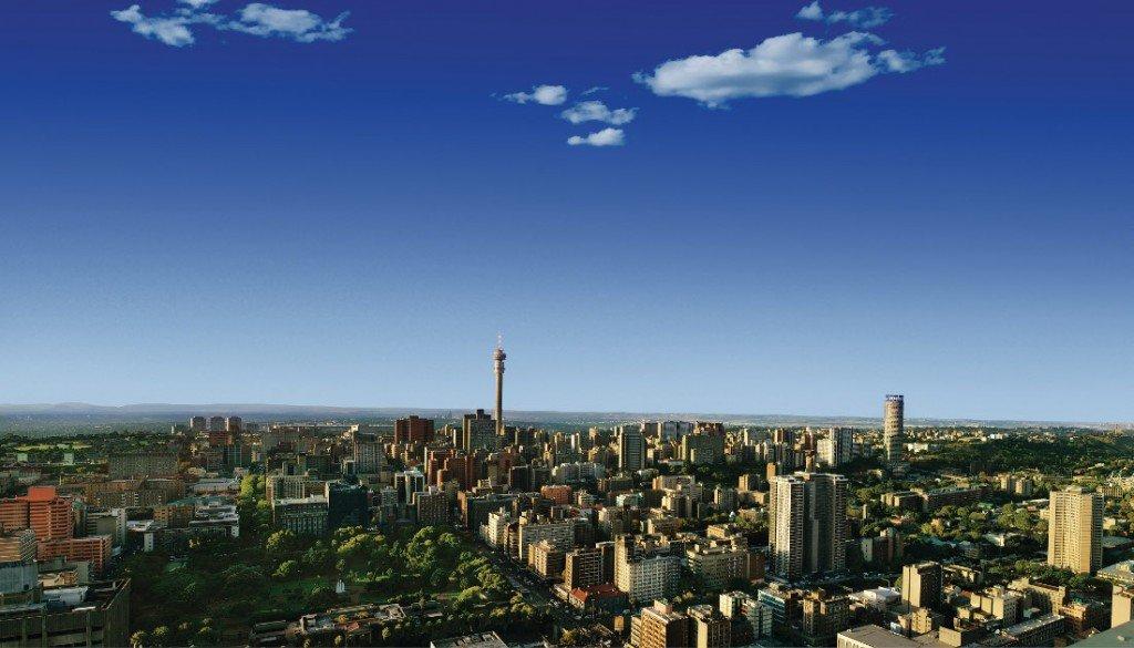 Südafrika Johannesburg Skyline Gauteng Iwanowskis Reisen - afrika.de