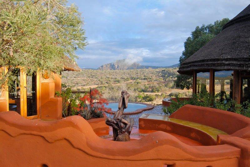 Südafrika Leshiba Wilderness Venda Village Lodge1