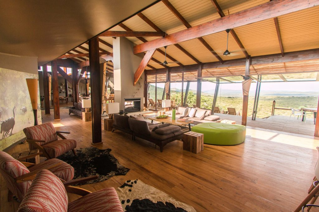 Südafrika Umhlanga Rocks Rhino Ridge Safari Lodge Iwanowskis Reisen - afrika.de