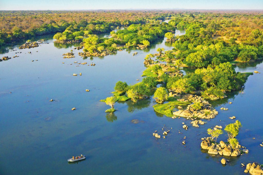 Sambia Kafue National Park Iwanowskis Reisen - afrika.de