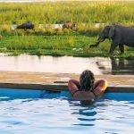 Naturwunder Sambia