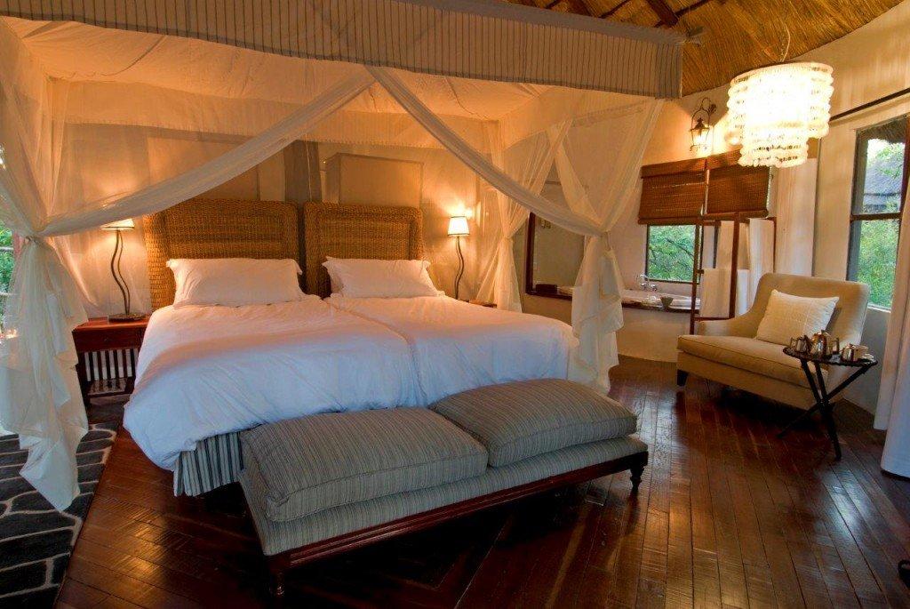 Sambia Safari Livingstone Sussi & Chuma Lodge Zimmer bei Iwanwoski's Reisen buchen - afrika.de
