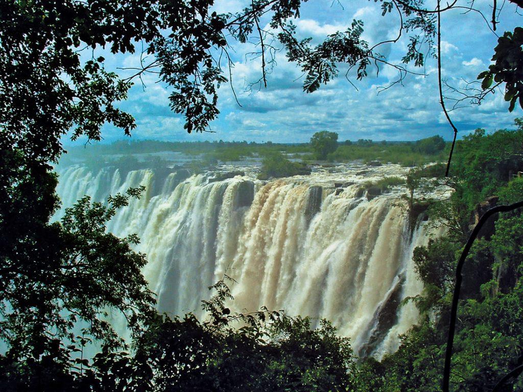 Sambia Livingstone Bushways Safari Camping Viktoria Fälle Iwanowskis Reisen - afrika.de