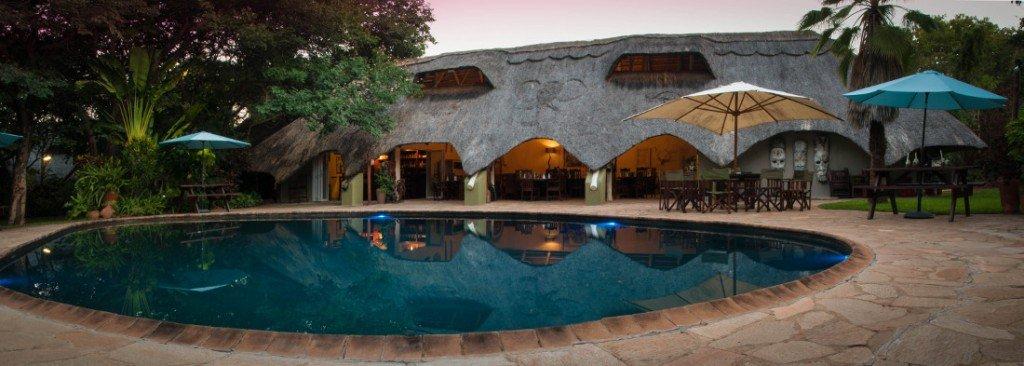 Simbabwe Victoria Falls Bayete Guest Lodge Iwanowskis Reisen - afrika.de