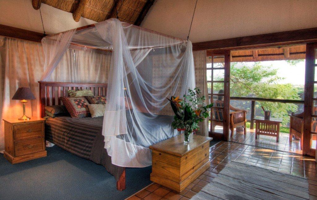 Simbabwe Victoria Falls Gorges Lodge Gästezimmer Iwanowskis Reisen - afrika.de