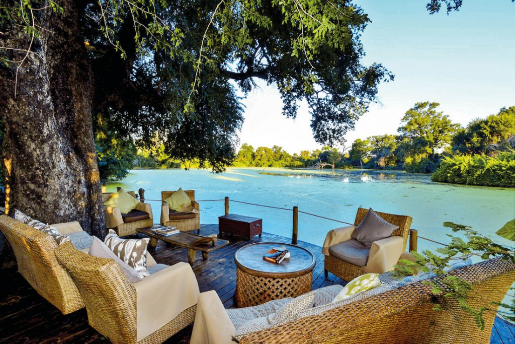 Simbabwe Mana Pools National Park Kanga Bush Camp Iwanowskis Reisen - afrika.de
