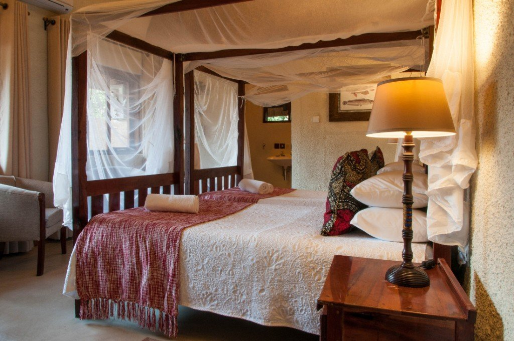 Simbabwe Victoria Falls Bayete Guest Lodge Zimmer Iwanowskis Reisen - afrika.de