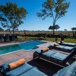 Simbabwe Little Makalolo Camp Pool Iwanowskis Reisen - afrika.de