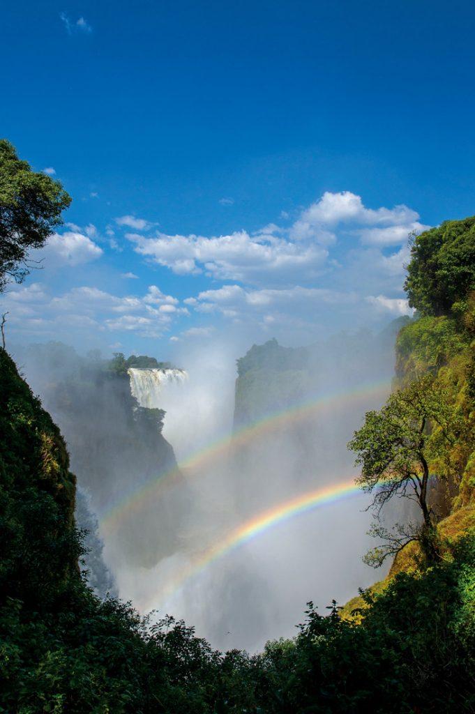Simbabwe_Viktoriafälle
