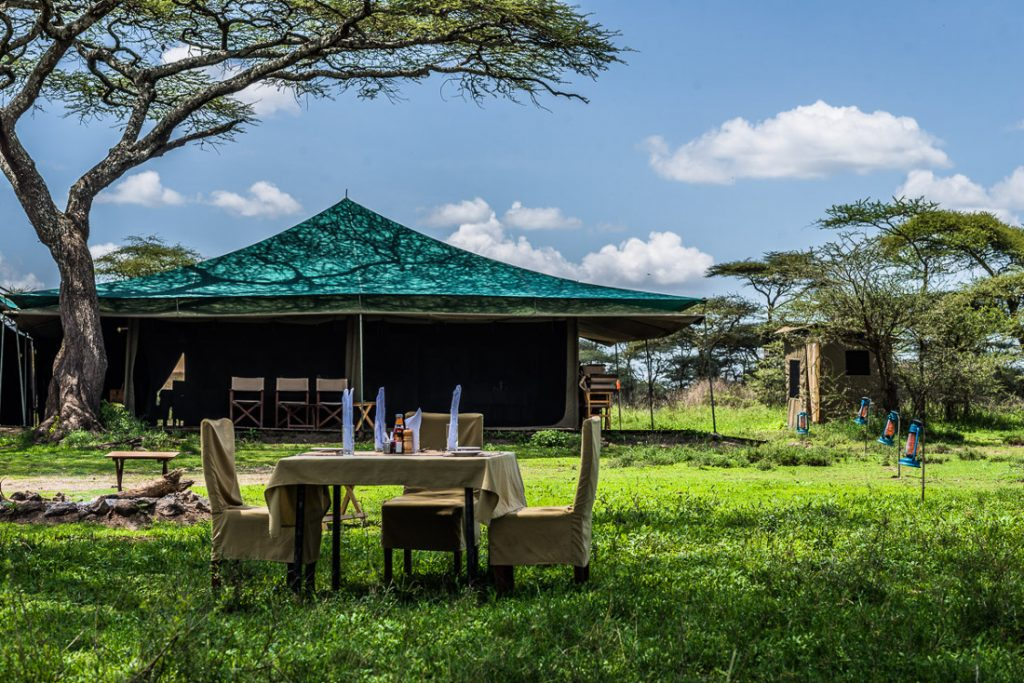 Tansania Serengeti National Park Angata Migration Camp Iwanowskis Reisen - afrika.de