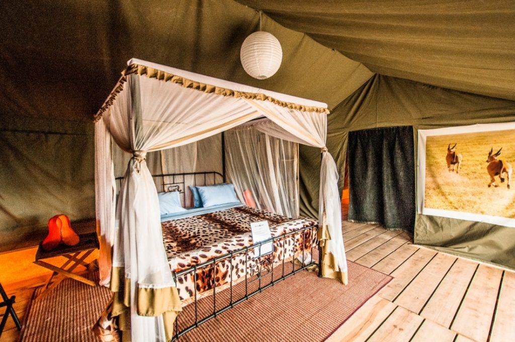 Tansania Serengeti National Park Angata Migration Camp Zeltunterkunft Iwanowskis Reisen - afrika.de