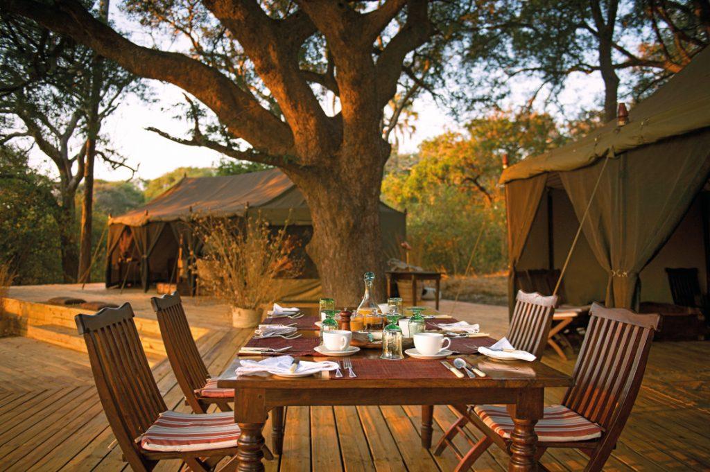 Tansania Katavi Nationalpark Chada Katavi Terrasse Iwanowskis Reisen - afrika.de