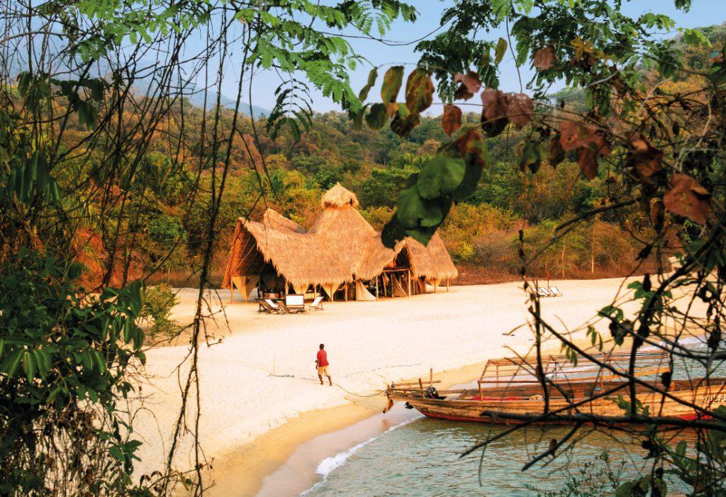 Tansania Mahale Mountains Nationalpark Greystoke Mahale Iwanowskis Reisen - afrika.de