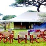 Tansania Serengeti Nationalpark Kisura Serengeti Camp Feuerstelle Iwanowskis Reisen - afrika.de