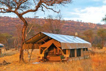 Tansania Serengeti Ndutu Kati Kati Camp Safarizelt Iwanowskis Reisen - afrika.de