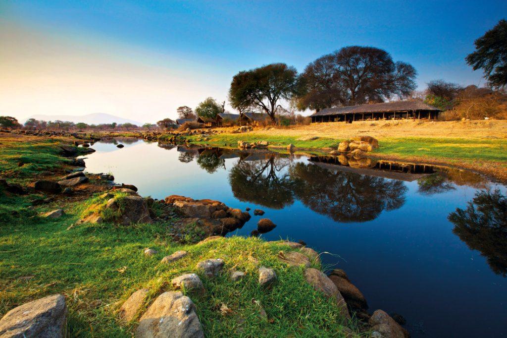 Tansania Ruaha National Park Ruaha River Lodge Iwanowskis Reisen - afrika.de