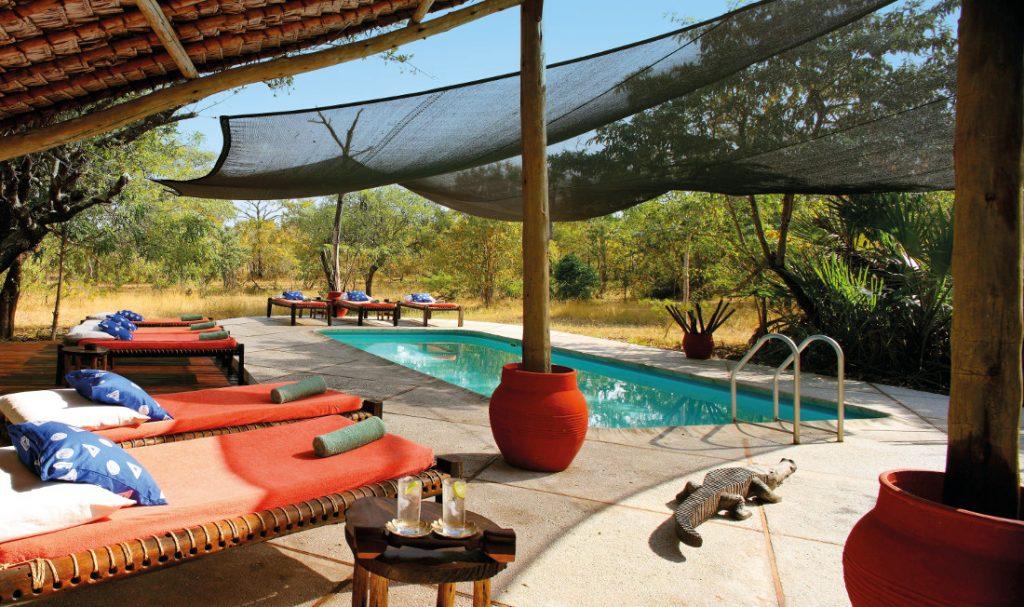 Tansania Selous National Park Siwandu Pool Iwanowskis Reisen - afrika.de