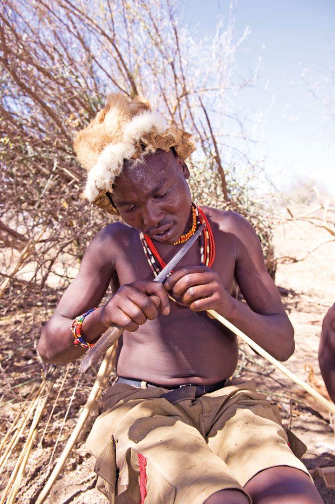Tansania Hadzabe Stamm Iwanowskis Reisen - afrika.de