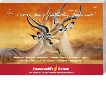 Der neue Afrika Katalog 2017
