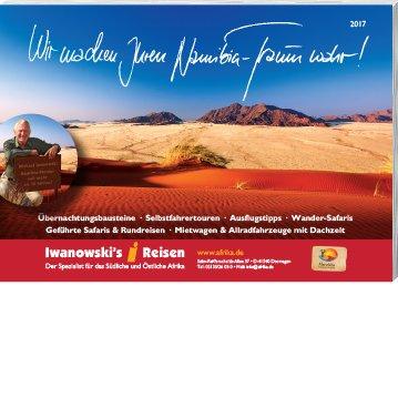 Namibia Spezialkatalog 2017