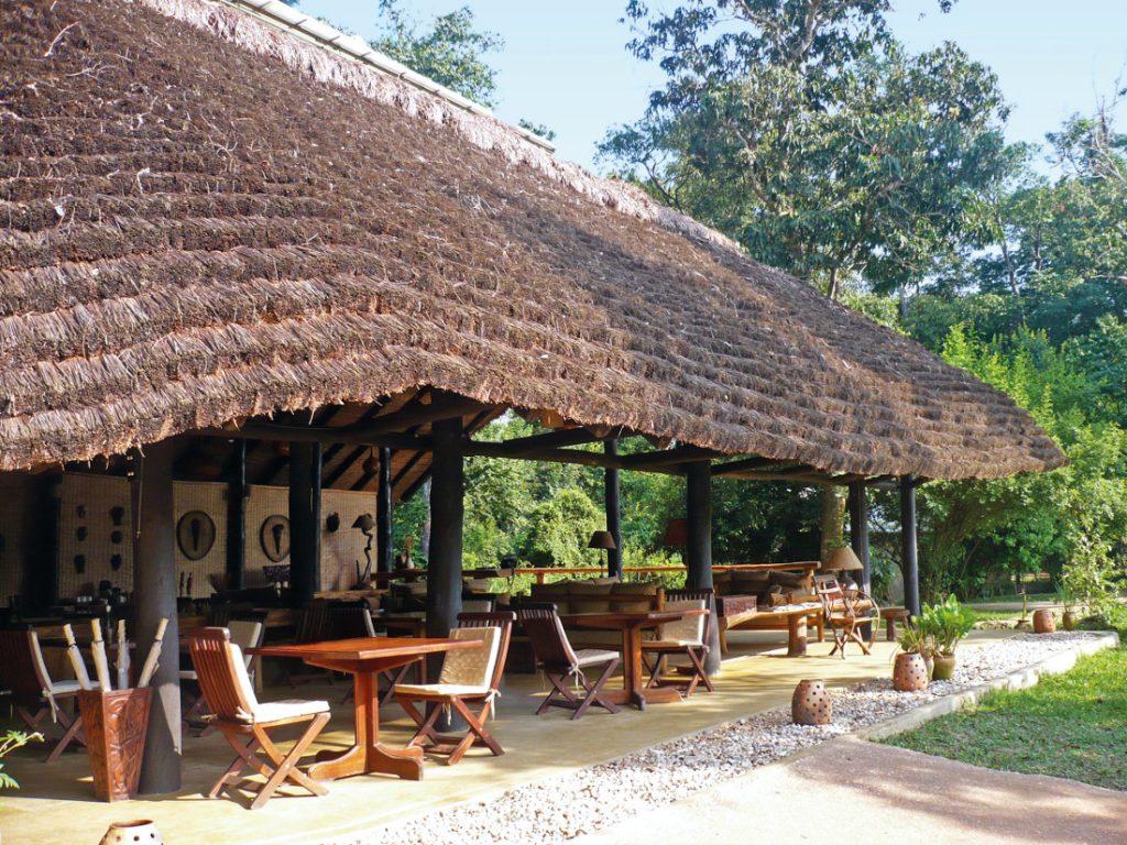 Uganda Queen Elizabeth National Park Ishasha Wilderness Camp Iwanowskis Reisen - afrika.de