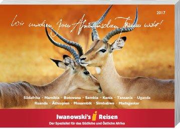 Afrika-Reisen Katalog 2017