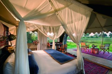 Duba Expeditions Camp Safarizelt - afrika.de