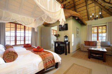 Namibia, Frans Indongo Lodge, Bungalow - afrika.de
