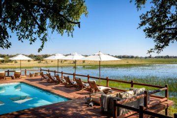 Sanctuary Chiefs Camp Pool - afrika.de Iwanowskis Individuelles Reisen