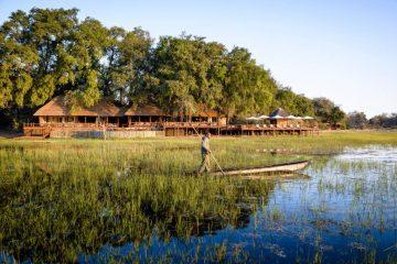 Sanctuary Chiefs Camp Übersicht - afrika.de Iwanowskis Individuelles Reisen