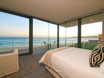 Südafrika The Ocean View Guesthouse Doppelzimmer Außsicht Iwanowskis Reisen - afrika.de