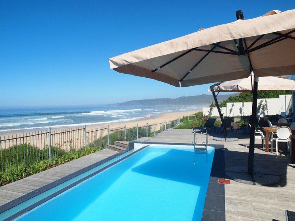 Südafrika Wilderness Ocean View Guesthouse Pool Iwanowskis Reisen - afrika.de