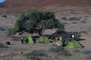Camping-Safari Afrika mit Iwanowski - www.afrika.de