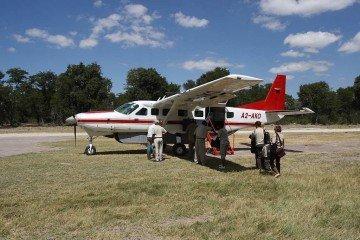 Flug-Safari Afrika mit Iwanowski - www.afrika.de