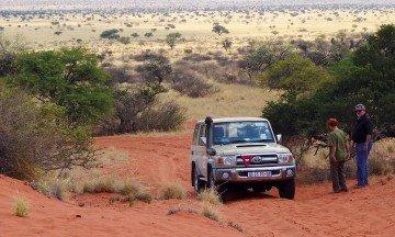 Selbstfahrertouren Afrika mit Iwanowski - www.afrika.de