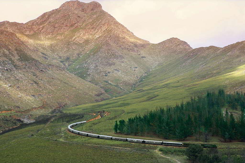 Shongololo-Express Südafrika - Iwanowski's Reisen