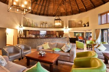 Ivory Tree Game Lodge Lounge