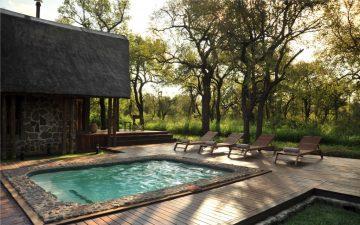 RSA Black Rhino Game Lodge Pool