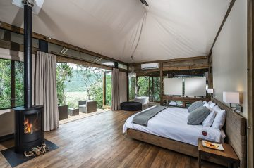 Kariega Game Reserve - Settlers Drift - Innenansicht