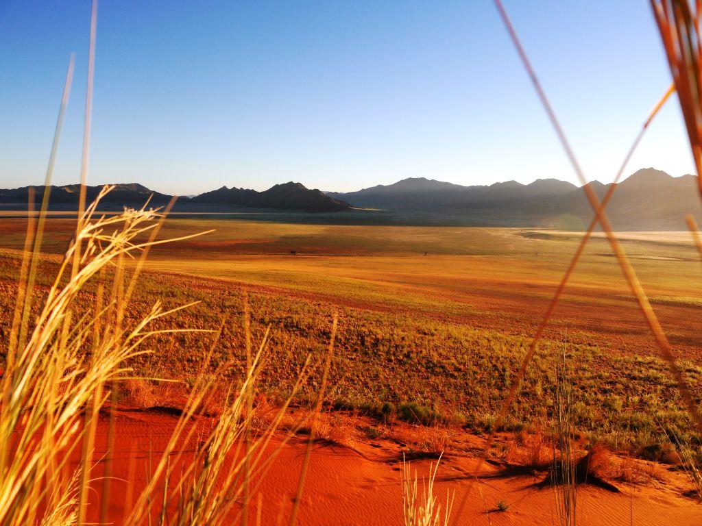 Namibia Namib Naukluft Park Kanaan Naankuse Desert Retreat Ausblick Iwanowskis Reisen - afrika.de