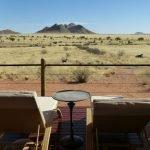 Namibia Katiti's Place Veranda Iwanowskis Reisen - afrika.de