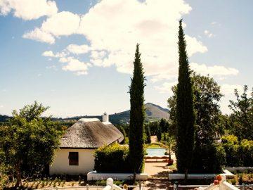 Marianne Wine Estate Seitenansicht