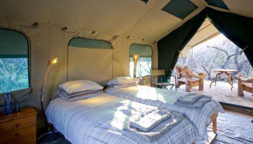 Mundulea Bush Camp Unterkunft