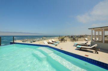 Namibia Beach Hotel Pool