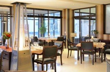 Namibia Beach Hotel Restaurant
