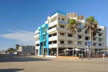 Namibia Beach Hotel von außen