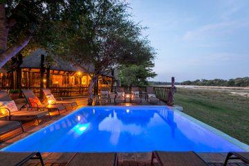 Umkumbe Safari Lodge Pool