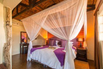 Umkumbe Safari Lodge Zimmer